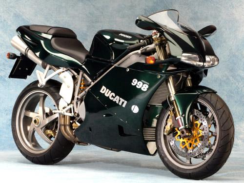Ducati  Matrix Reloaded