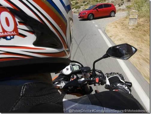 Consejos para la Conducción Segura en Motocicleta. (3/6)